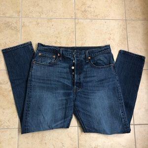 Levi's Button Jeans